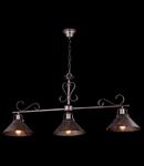 Lampa suspendata  House Iron,3 x E27, 230V, D.101cm,H.50 cm,Maro inchis