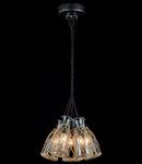 Lampa suspendata  House Rappe,5 x E14, 230V, D.32cm,H.127 cm,Negru
