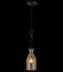 Lampa suspendata  House Rappe,1 x E14, 230V, D.12cm,H.127 cm,Negru