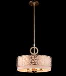 Lampa suspendata  House Venera,3 x E14, 230V, D.46cm,H.35 cm,Auriu