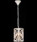 Lampa suspendata  House Rustika,1 x E14, 230V, D.18cm,H.27 cm,Alb