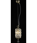 Lampa suspendata  House Ronda,1 x E14, 230V, D.100cm,H.1000 cm,Bronz