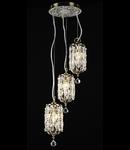 Lampa suspendata  House Ronda,3 x E14, 230V, D.210cm,H.1000 cm,Bronz