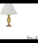 veioza Dora mare, 1 bec, dulie E27, D:420 mm, H:580 mm, Auriu