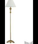 lampa de podea Dora, 1 bec, dulie E27, D:420 mm, H:1650 mm, Auriu