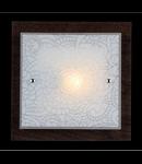 Aplica Geometry Constanta,1 x E27,L.270,cm,H.90 cm,Maro