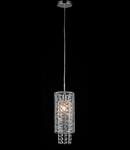 Lampa suspendata Fusion Twig,1 x E14,D.140,cm,H.1000 cm,Nichel