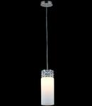Lampa suspendata Fusion Collana,1 x E14,D.100,cm,H.1000 cm,Nichel