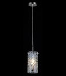 Lampa suspendata Fusion Fresh,1 x E14,D.140,cm,H.1000 cm,Nichel
