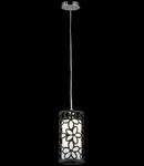 Lampa suspendata Fusion Suite,1 x E14,D.130,cm,H.1000 cm,Negru