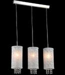 Lampa suspendata Fusion Dream,3 x E14,D.690,cm,H.1000 cm,Alb