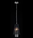 Lampa suspendata Fusion Assol,1 x E14,D.170,cm,H.1000 cm,Negru