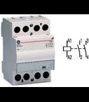 contactor modular Contax, 40A, 230V, CA/CC, 3 module, 2NI, Alb