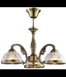 Candelabru Royal Classic Bristol,3 x E27,D.490,cm,H.310 cm,Auriu