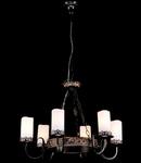 Candelabru Royal Classic Palazzo,6 x E14,D.630,cm,H.430 cm,Maro-auriu