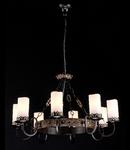 Candelabru Royal Classic Palazzo,8 x E14,D.730,cm,H.470 cm,Maro-auriu