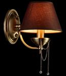 Aplica Royal Classic Chester,1 x E14, 230V, D.18cm,H.32 cm,Maro