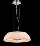 Lampa suspendata Modern Astero ,3 x E27,D.300,cm,H.1200 cm,Alb