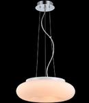 Lampa suspendata Modern Aura ,4 x E27,D.530,cm,H.1200 cm,Alb