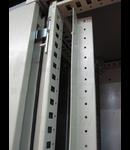 Cadru pentru dulap de distribuţie modular cu inaltime de 1600