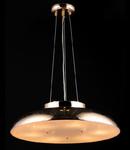 Lampa suspendata Modern Differentos ,6 x E14,D.500,cm,H.130 cm,Nichel