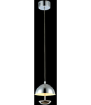 Lampa suspendata Modern Perseus ,LED 4,8W,D.15,cm,H.17 cm,Nichel
