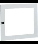 usa transparenta pentru carcasa cu 120 de module de dimensiuni 950x740x140mm