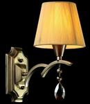 Aplica Modern Arte 1 bec,dulie E14,230V,Diam. 26cm ,H 30 cm,Bronz
