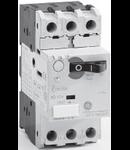 intrerupator cu protectie magnetica si capacitate standard de rupere GPS1MSAJ Curent nominal fix 6.3 A