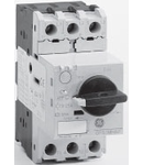 intrerupator cu protectie magnetica si capacitate ridicata de rupere GPS1MHAJ Curent nominal fix 6.3A