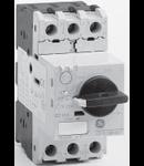 intrerupator cu protectie magnetica si capacitate ridicata de rupere GPS1MHAK Curent nominal fix 10A