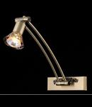 Aplica Colectia PICTURE Matis, 1 xGU10,230V,L16 cm ,H 34 cm,Bronz