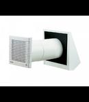 Eco ventilator cu schimbator de caldura R-50