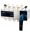 Inversor manual de surse,SIRCOVER 3X630A,operare frontala