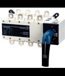 Inversor manual de surse,SIRCOVER 3X1250A,operare frontala