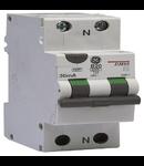 Intrerupator diferential ultrasensibil RCCBO , 6kA C 10A  10MA AC
