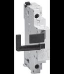 Bobina de tensiune minima cu 2 contacte auxiliare ND cu conectare in avans 24V 50Hz