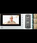 Kit video interfon 1 familie 1 post interior