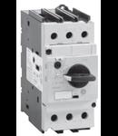 intrerupator cu protectie termica si magnetica, capacitate standard de rupere 45 - 63A