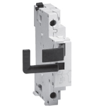 Bobina de tensiune minima cu 2 contacte auxiliare ND cu conectare in avans 48V 50Hz