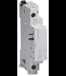 Bobina de tensiune minima cu 2 contacte auxiliare ND cu conectare in avans 110/127V 50Hz / 120V 60Hz