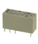 releu PCB miniatura 2 contacte comutatoare, 120V, CA 8A