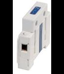 Contact auxiliar pentru separator de sarcina 10A - 230V, 1ND/NI, montare pe usa