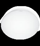 Lampa de interior cu senzor IP44, max. 60W E27, alb, RS 16-4