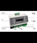 Mini Centralina automatizata pentru degivrare, antiinghet- max 2 senzori