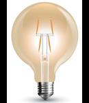 Bec led filament VT-2004 4W E27