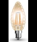 Bec led filament VT-1948 4W E14