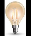 Bec led filament VT-1953 4W E14
