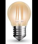 Bec led filament VT-1957 4W E27