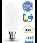 Bec led filament VT-1928 4W E14 6400k lumina alba